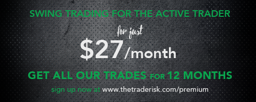 The Trade Risk Swing Trades For $27