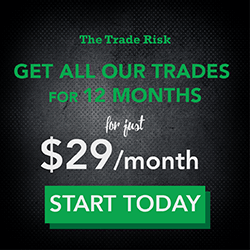 The Trade Risk Swing Trade Alerts Start Today Ad