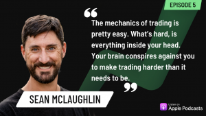 Smarter Trading Sean McLaughlin Hero Image Quote