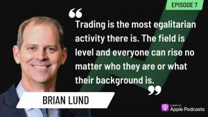 Smarter Trading Brian Lund Hero Image Quote