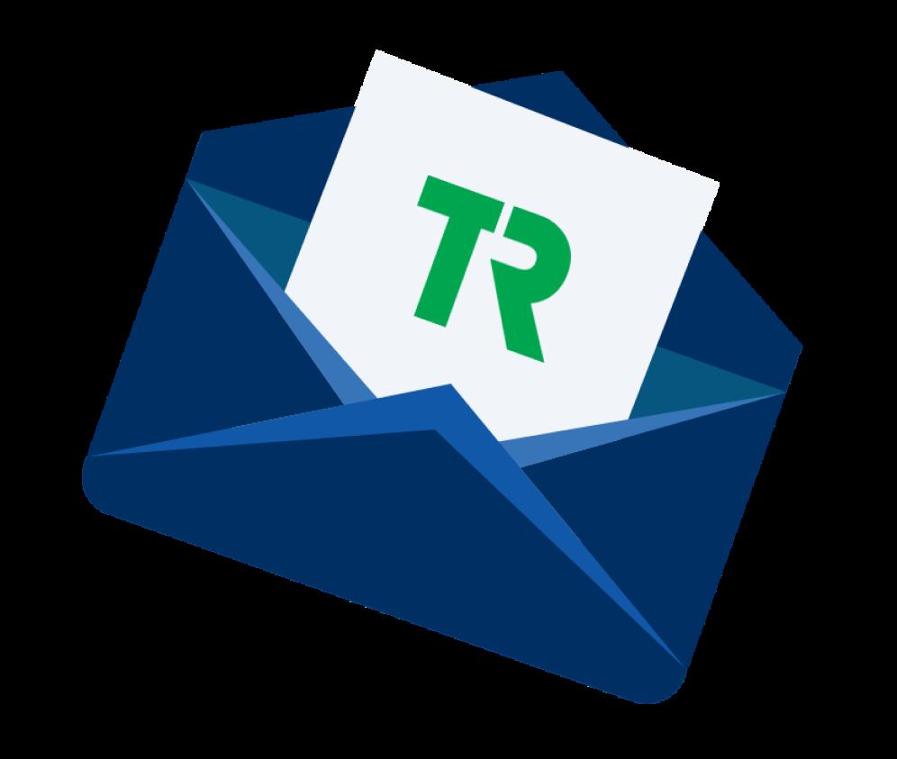 Advertise Sponsorship Page - Image of Envelope